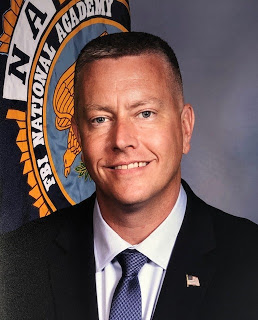The St. Mary's County Sheriff's Office Congratulates Captain David Yingling for his Graduation from the FBI National Academy