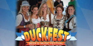 Fourth Annual DuckFest to be held on Sunday, September 29th in Calvert County