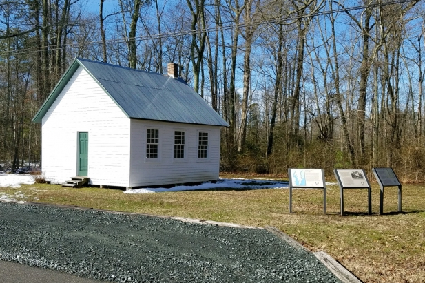 St. Mary's County Museum Division Hosting Final Public Open House of 2019 at Drayden African American Schoolhouse on October 5, 2019