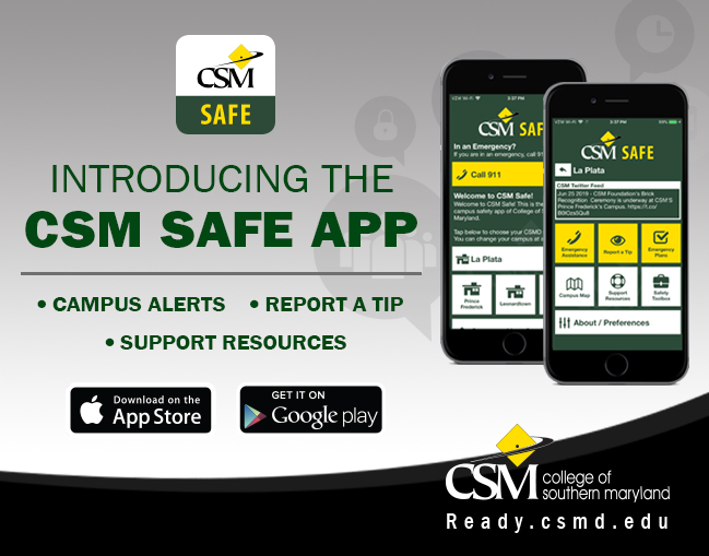New CSM Safe App Features Real-Time Notifications, Puts Campus Security in Palm of Students' Hands