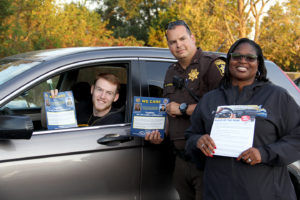 We Care Safe Driving Campaign Kicks off at Charles County High Schools
