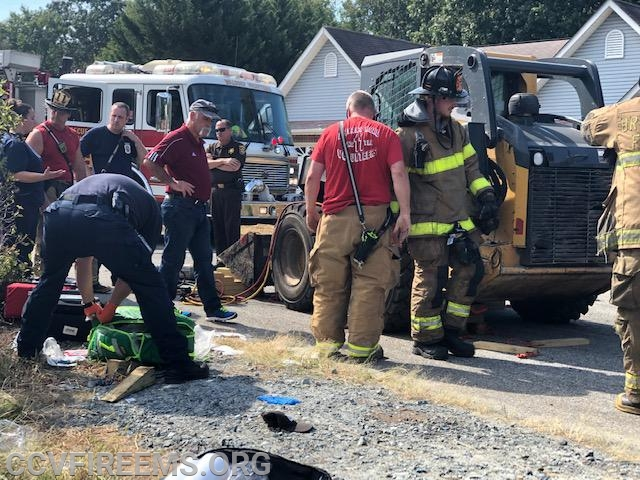 UPDATE: Police Release Identity of 60-Year-Old La Plata Man Killed in Construction Machinery Accident