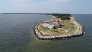 Point Lookout Offers View to Civil War History