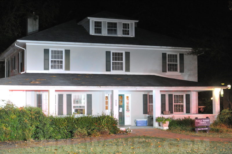 Small Fire at St. Mary's College of Maryland Public Safety Office Extinguished by Firefighters