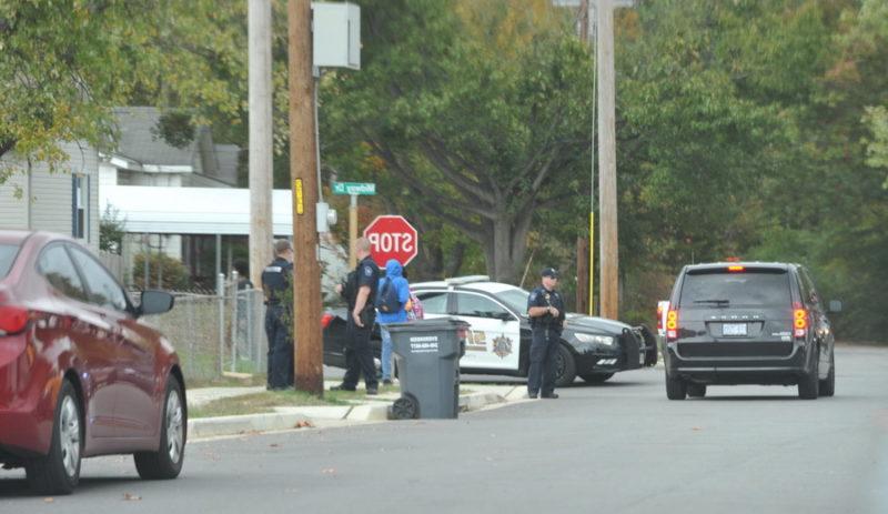 One Arrested After Halloween Assault in Lexington Park