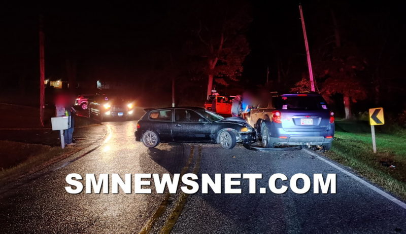 One Injured After Head-on Collision in California