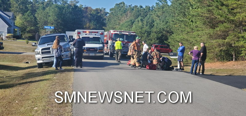 8-Year-Old Child Struck by Vehicle in Great Mills Flown to Area Trauma Center