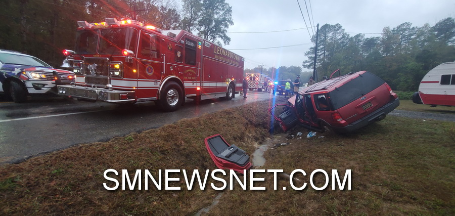 UPDATE: Police in St. Mary's County Say Alcohol a Factor in Fatal Motor Vehicle Crash on Sunday That Killed Passenger