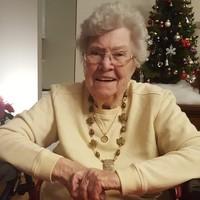 Ruth Mae (Shiels) Glotfelty, 97