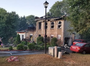 UPDATE: State Fire Marshal Investigating House Fire in Waldorf That Injured Eleven Fire Fighters