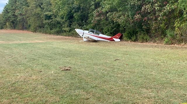 No Injuries Reported After Plane Crash in Calvert County Early Saturday Morning