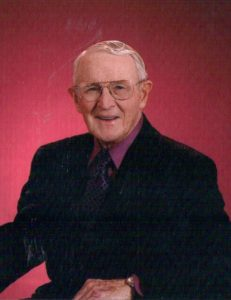 Vernon Wendell Garner, 96, USAF (Ret.)