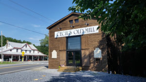 A Dream is Finally Realized New business at Cecil's Old Mill Celebrates Opening and Fulfillment of a Vision.