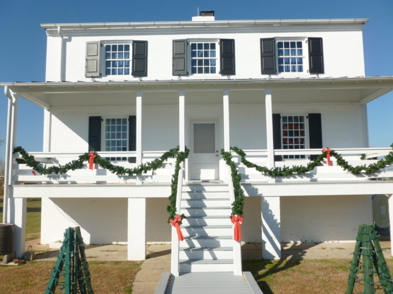 Holiday Event List for St. Clement's Island Museum and Piney Point Lighthouse Museum