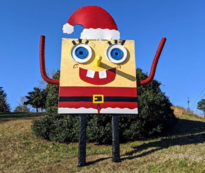 UPDATE: SpongeBob/Santa is Back in Town, and Just in Time for Christmas