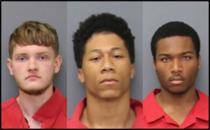 Police in Charles County Arrest Three Suspects in Home Invasion