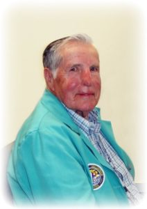 Clifford Mackall Ricketts, 89