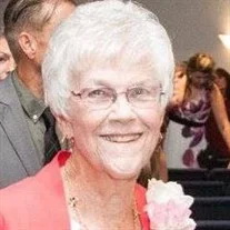 Audrey Frances Downing, 89