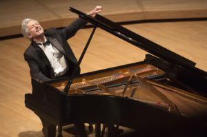 Classical Pianist Brian Ganz Offers a Series of Four Free Concerts at St Mary's College