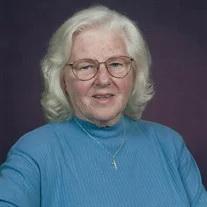 Frances Edith Gardiner, 90