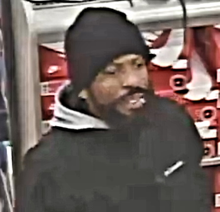 The St. Mary's County Sheriff's Office Seeking Identity of Lexington Park Theft Suspect