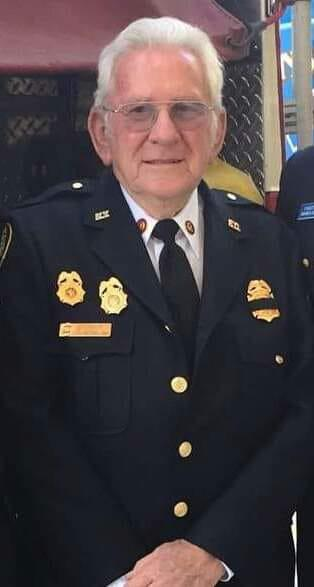 The Nanjemoy Volunteer Fire Department Regrets to Announce Passing of Past Chief, President, Firefighter, and Life Member Jimmy Rye
