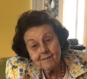 Phyllis Marian Skinner Johnson, 95