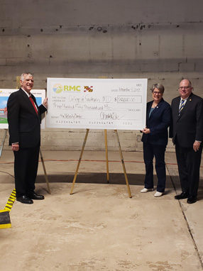 Maryland Governor Larry Hogan Joins Rural Maryland Council to Present CSM with $350,000 for Velocity Center