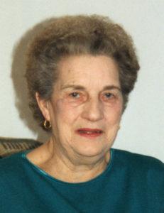 Roberta Crandell Romano, 93