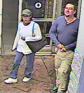 The St. Mary's County Sheriff's Office is Seeking Identity of Theft Suspects