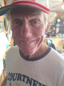 St. Mary's County fisherman and restaurant owner Tommy Courtney