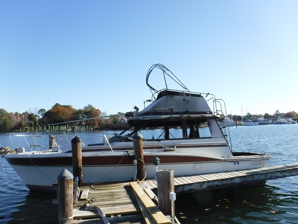 Boat Fire in Solomons Caused by Overloaded Outlet Extension Cord, Deemed Accidental