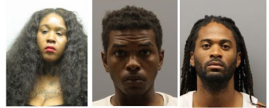 Police Need Assistance Locating Three Suspects in Connection with Thirteen Porch Package Thefts in Prince George's County