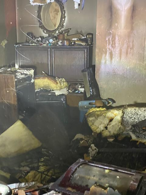 Firefighters in Charles County Extinguish House Fire After Reported Explosion