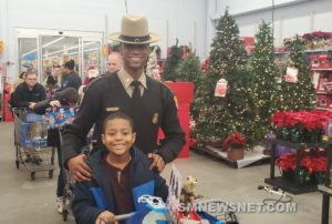 "16th Annual ""Shop with a Cop"" was a big Success this Year in St. Mary's County"