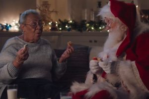 VIDEO: 86-Year-Old Waldorf Woman Gets Her Wish of a Lifetime
