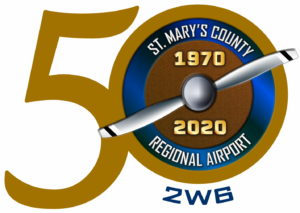St. Mary's County Regional Airport Plans Year-Long Celebration to Commemorate 50th Anniversary