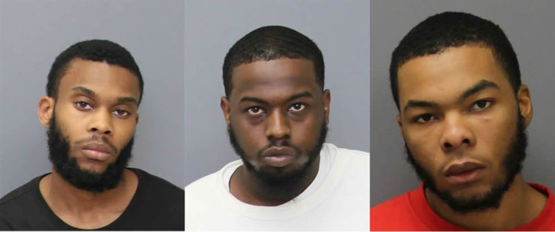 UPDATE: Charles County Sheriff's Office Detectives Identify and Arrest Shooting Suspects in Waldorf