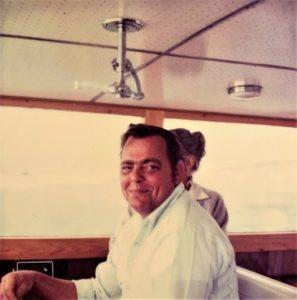 John Ridgely Cameron, Sr., 80