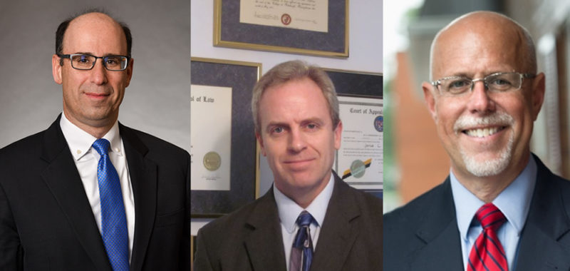 Three Judicial Appointments Fills Vacancies in Court of Appeals, Anne Arundel, and St. Mary's Counties