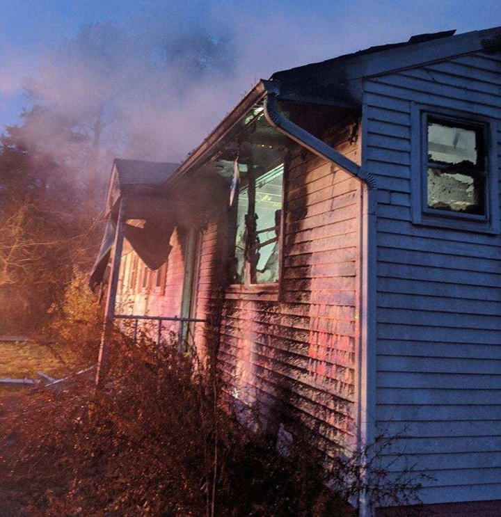 State Fire Marshal Currently Investigating Arson at Vacant House in Mechanicsville