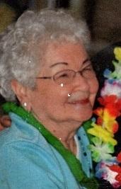 Margaret Alverta Johnson, 91