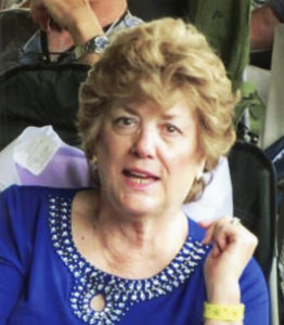 Linda Mae Ching-Swarey, 73