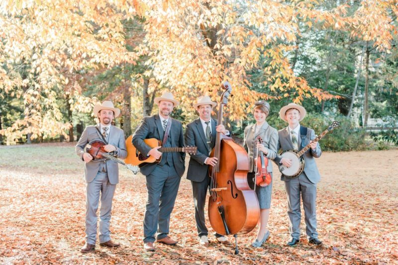 American Legion Bluegrass features North Carolina Bluegrass with Carolina Blue on Sunday, January 19, 2020 in Hughesville!
