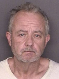 Timothy Brian Conner, 56, of no fixed address