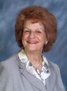 Laura Sansbury Trott, 84