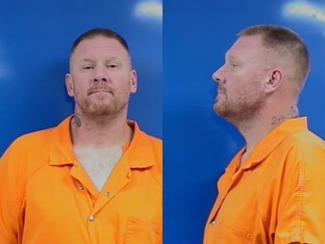 John Francis Tippett Jr., 43, of Lexington Park