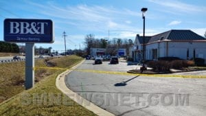 St. Mary's County Sheriff's Office Currently Investigating Bank Robbery in Wildewood