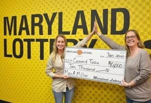 Southern Maryland Co-Workers Win $10,000 on Lucky Lunch Break