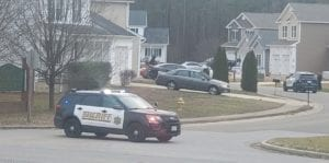 Police Investigating Suspicious Package in Lexington Park